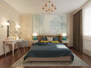 YES-designs ห้องนอน
