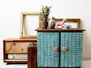 Rustykalna Szafka: styl , w kategorii  zaprojektowany przez Treefabric