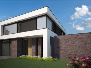Woonhuis SAMA:  Huizen door 2architecten, Modern