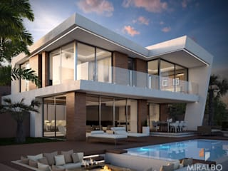 Modern home by Miralbó Excellence Modern