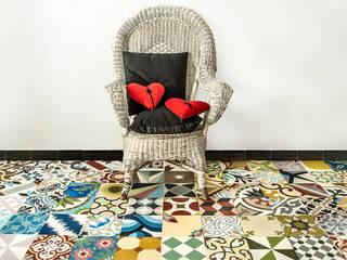 Mosaic del Sur Mosaic del Sur Soggiorno eclettico