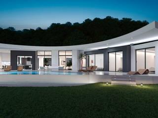 Villa Siro Miralbo Excellence Maisons modernes