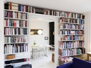 Für Leseratten:  Wohnzimmer von Elfa Deutschland GmbH