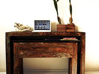 Drewniana Konsolka: styl , w kategorii  zaprojektowany przez Treefabric