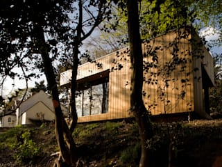 Rumah oleh ecospace españa, Modern