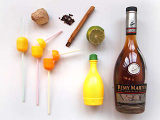 Flavour Straw.Remy Martin.France 2014. Jordi Pla Studio