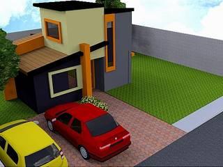 VENEZUELA, pais de construccion ARQUITECTÓNICA Y ECONÓMICA:  de estilo  por Ros Martinez Construcciones