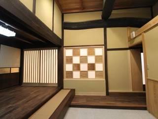 和モダン モダンスタイルの 玄関&廊下&階段 の 一級建築士事務所 さくら建築設計事務所 モダン