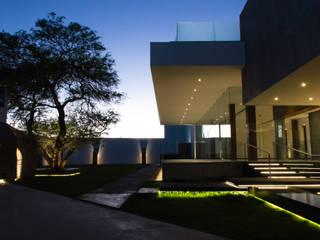 LUCERNARIO Locaciones para eventos de estilo moderno de CANOCANELA arquitectura Moderno