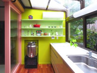 ユミラ建築設計室 Modern kitchen