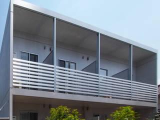 立川の賃貸マンション モダンな 家 の ユミラ建築設計室 モダン