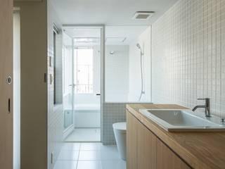 모던스타일 욕실 by Mimasis Design/ミメイシス デザイン 모던