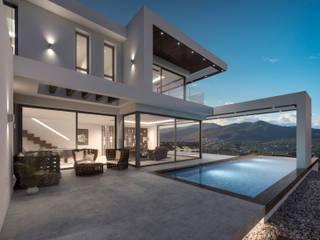 Villa Nerea Miralbo Excellence Maisons modernes