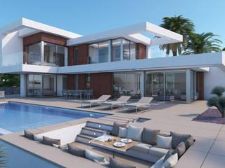 Villa Iris Miralbo Excellence Maisons modernes