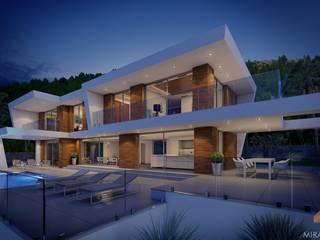 Villa Dione Miralbo Excellence Maisons modernes