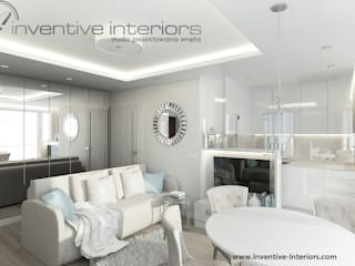 Salon classique par Inventive Interiors Classique