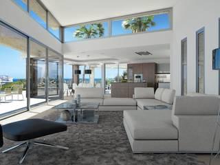 Villa Cosmos Miralbo Excellence Salon moderne