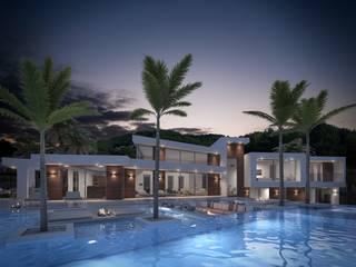 Villa Cosmos Miralbo Excellence Maisons modernes