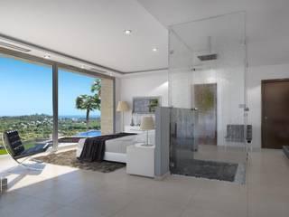 Villa Cosmos Miralbo Excellence Chambre moderne