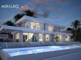 Villa Andromeda Miralbo Excellence Maisons modernes