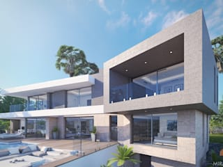 Villa Circe Miralbo Excellence Maisons modernes