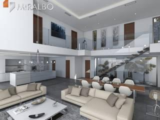 Villa Cratos Miralbo Excellence Salon moderne