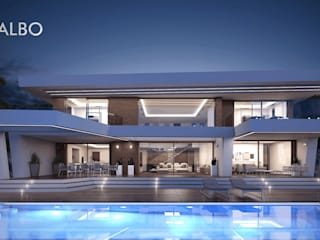 Villa Cratos Miralbo Excellence Maisons modernes