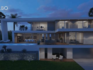 Villa Ilitia Miralbo Excellence Maisons modernes