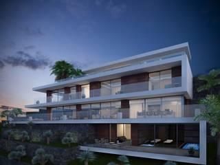 Villa Poseidon Miralbo Excellence Maisons modernes