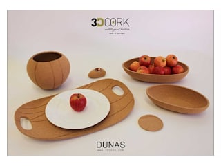 Coleção Dunas:   por 3DCORK