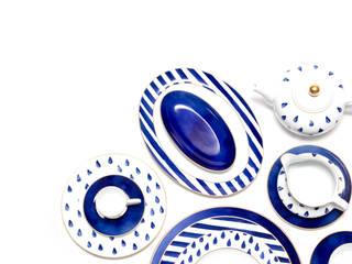 Porcel - Indústria Portuguesa de Porcelanas, S.A. JadalniaSztućce i szkło Porcelana