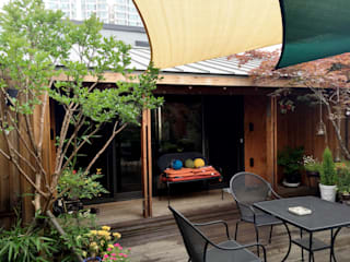 비온후풍경 ㅣ J2H Architectsが手掛けた庭