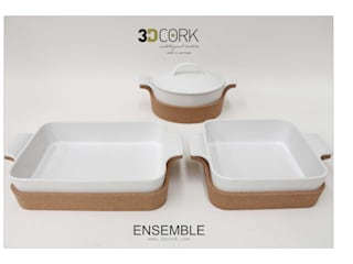 Ensemble por 3DCORK Escandinavo