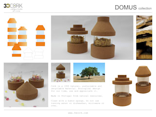 Domus:   por 3DCORK