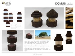 Domus Black:   por 3DCORK