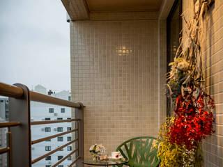 Klassieke balkons, veranda's en terrassen van Falchetti Concept Klassiek