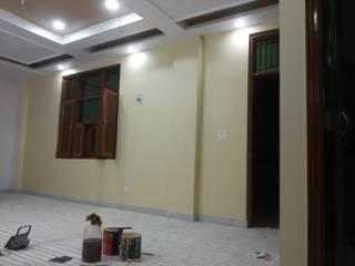 Interior Painting WOrk:  Corridor & hallway by Quik Solution