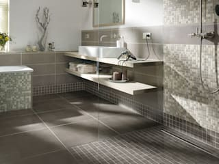 Anti Slip Mosaic Tiles The Mosaic Company Modern bathroom