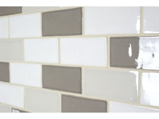 Contemporary Wall Tiles Dapur Gaya Rustic Oleh The Mosaic Company Rustic