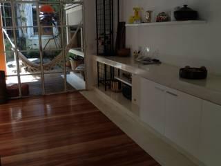 Moderne Küchen von DX ARQ - DisegnoX Arquitectos Modern