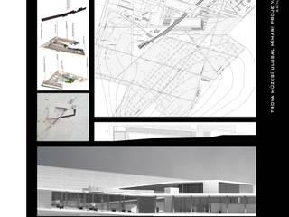 ArtıEksi7 Mimarlık Atölyesi – Troya Müzesi Ulusal Mimari Proje Yarışması, 2011: modern tarz , Modern