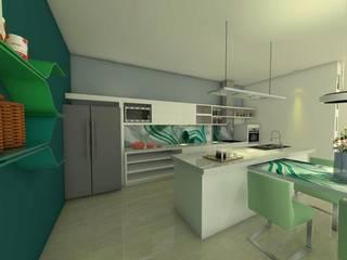 ER Design. @eugeriveraERdesign Cucina moderna