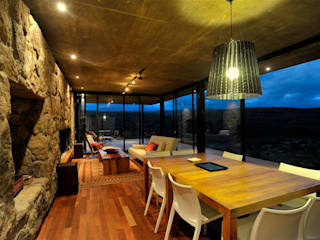 Dining room by LN-arquitectura