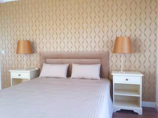 Спальни в . Автор – Stoc Casa Interiores, Классический