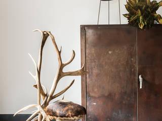Truckee Residence Antonio Martins Interior Design Inc Ausgefallene Wohnzimmer
