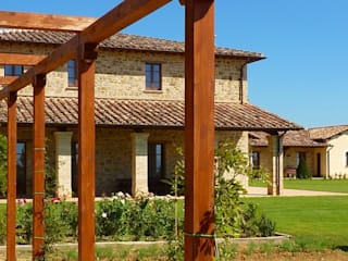 Studio Zaroli Country style house