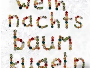 Kerstballen:   door I am Recycled
