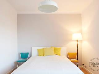 Studio R35 Minimalist bedroom