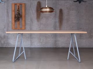 UMA / Table: Kazunaga Sakashita/CRITIBA DESIGN+DIRECTIONが手掛けた現代のです。,モダン