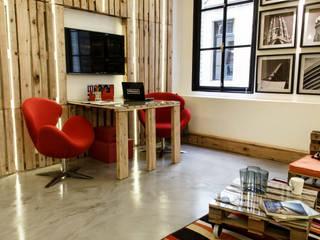 Home Office | SUSTENTABILIZANDO EL DEBER Y EL PLACER Estudios y oficinas industriales de G7 Grupo Creativo Industrial